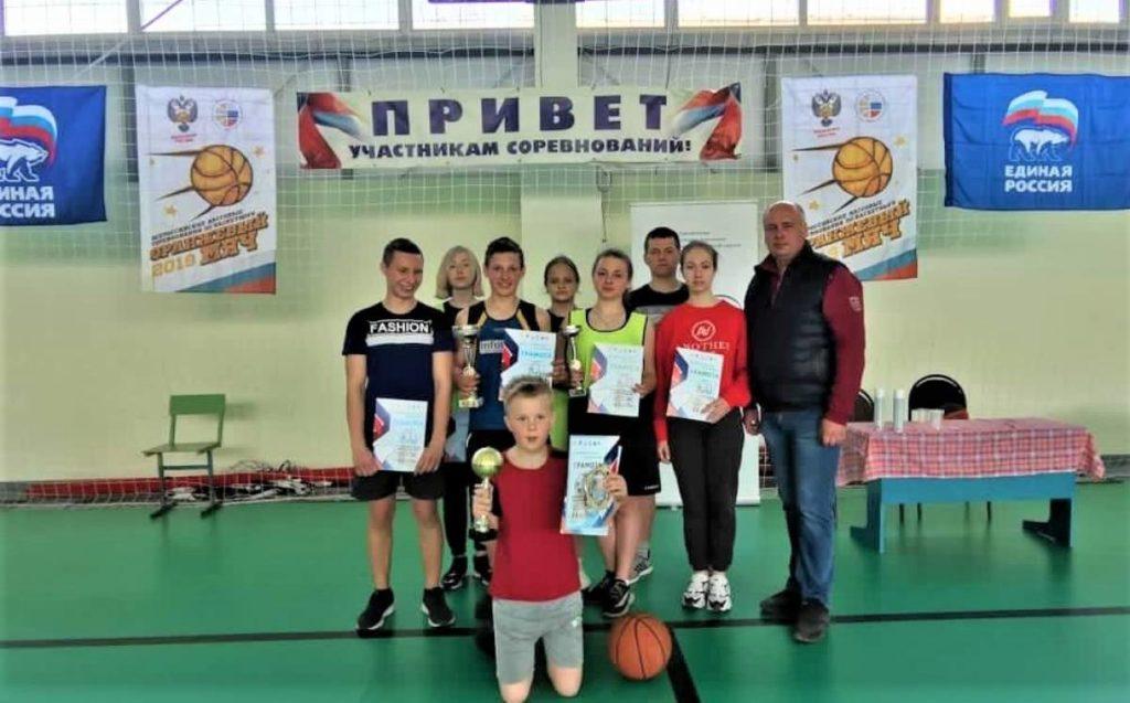 В Смоленской области стартовал спортивный марафон «Планета баскетбола»