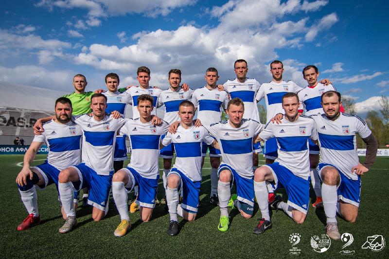 Смоленский клуб выступил в футбольной Лиге чемпионов