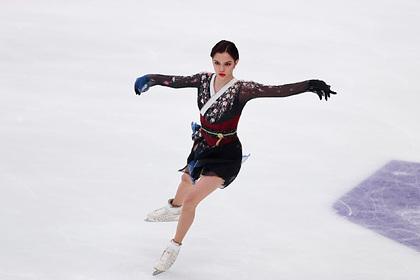 Медведева прокомментировала непопадание в состав сборной России
