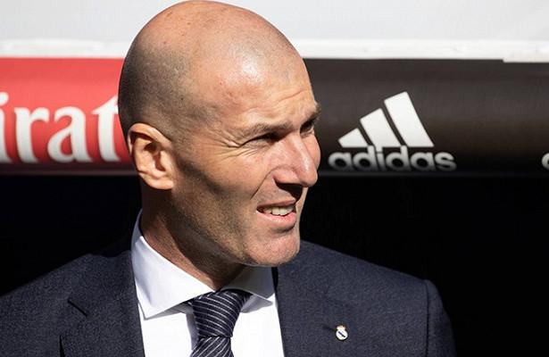 Зидан уйдёт с поста главного тренера «Реала» в конце сезона