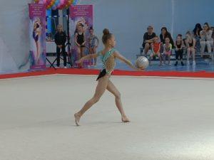Смоленск впервые провел межрегиональный турнир по художественной гимнастике имени Любови Морозовой