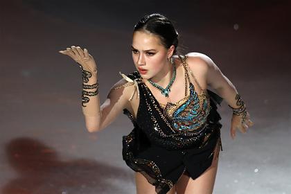 Объявлено об отказе Загитовой бороться за Олимпиаду в Пекине