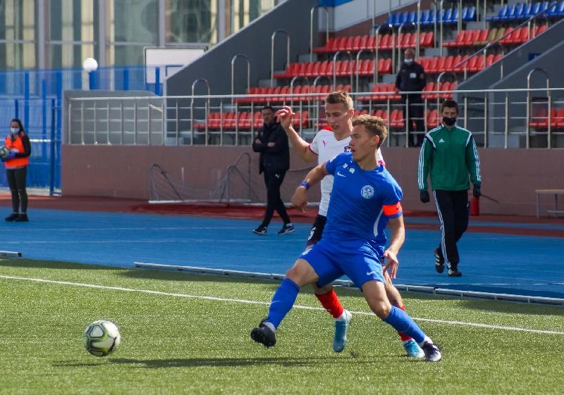 Шестой главный тренер ФК «Смоленск» одержал первую победу