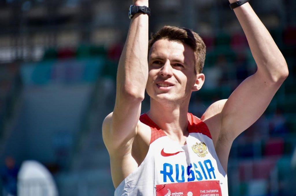 Смоленский легкоатлет впервые выиграл этап Бриллиантовой лиги