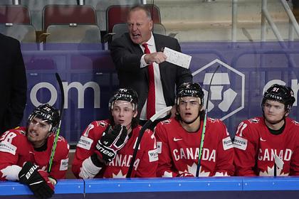 Главный тренер сборной Канады поделился ожиданиями от матча с Россией на ЧМ