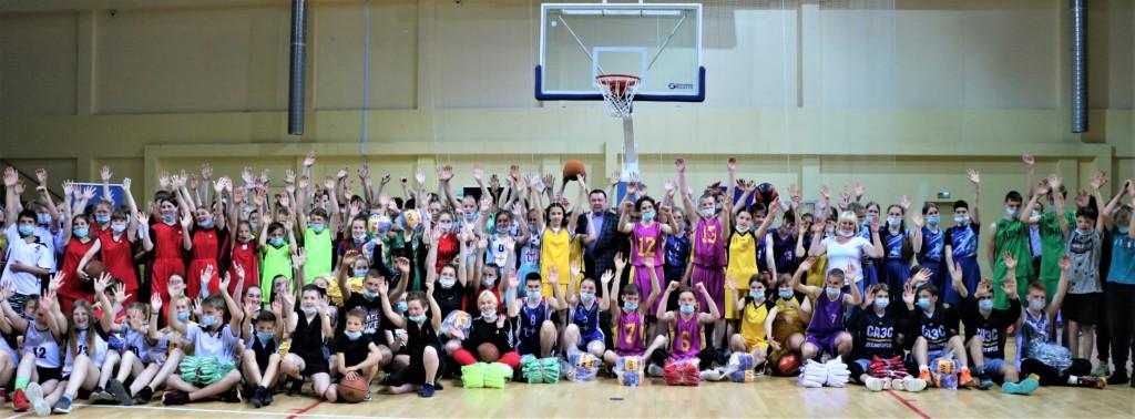 Баскетболисты Смоленской области сразились в супер-финале «Планета баскетбола — оранжевый атом»