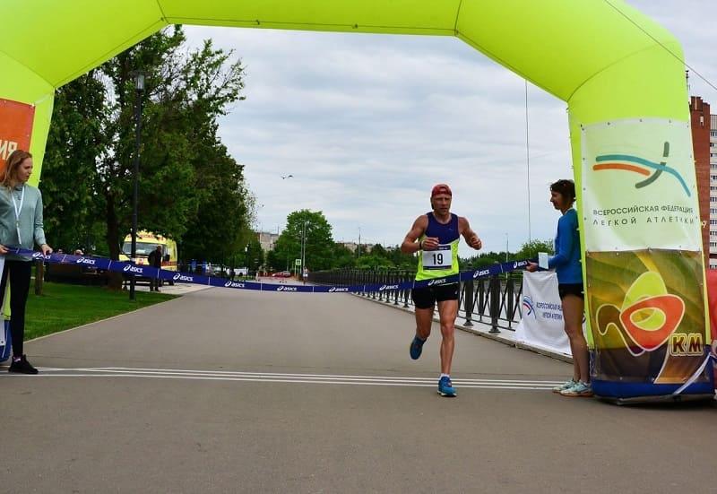 Смолянин стал чемпионом России, обогнав всех на дистанции в 100 км