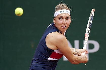 Российские теннисисты проиграли в финале «Ролан Гаррос»