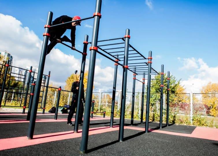 В Смоленске появятся три новых открытых спортплощадки
