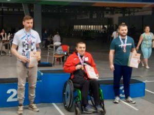 Смоленские спортсмены с ограниченными возможностями блестяще показали себя на всероссийских чемпионатах