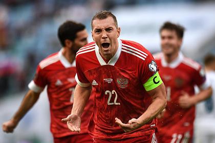 Два россиянина вошли в топ-100 лучших футболистов группового этапа Евро