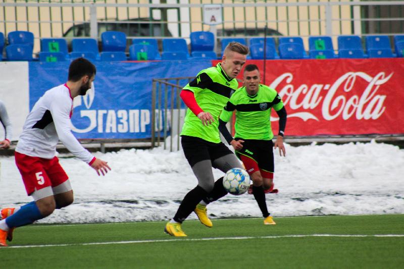 Двух футболистов из смоленского клуба «Красный» вызвали в сборную ПФЛ