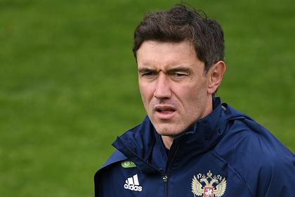 Жирков назвал виновных в провале сборной России на Евро