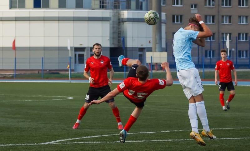 Смоленские футболисты открывают сезон 2021/22