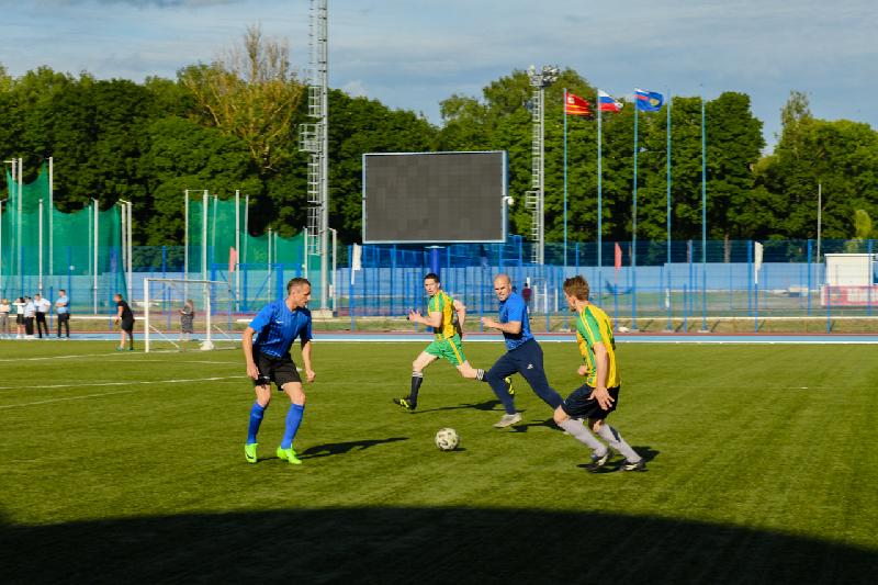 В Смоленске прошел чемпионат по мини-футболу, посвященный 300-летию прокуратуры