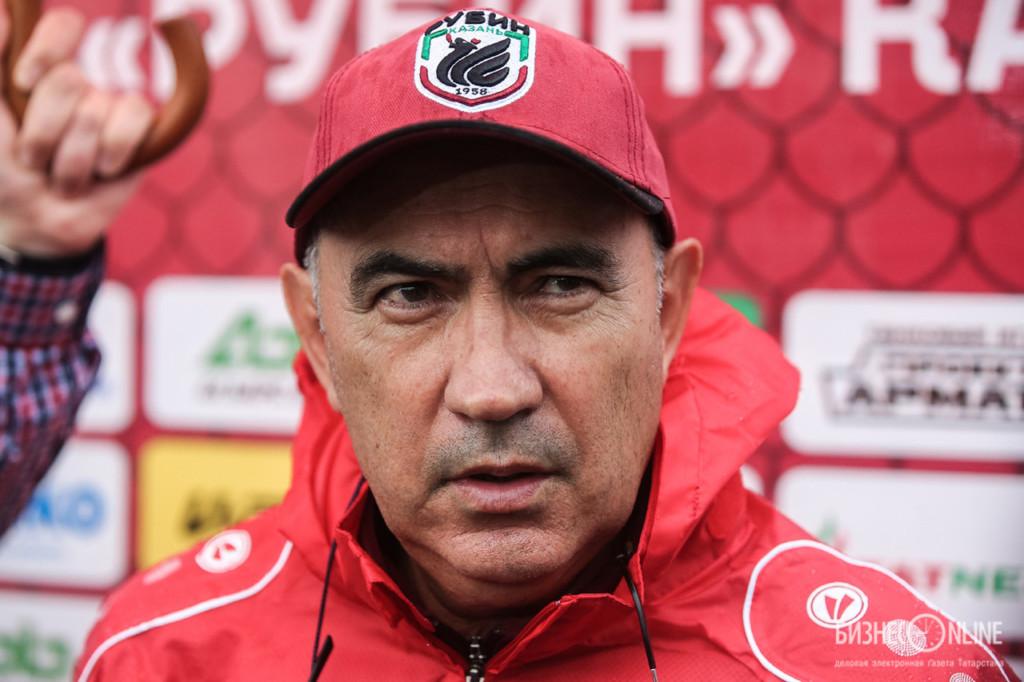 Экс-наставник смоленского «Кристалла» стал претендентом на пост главного тренера сборной России по футболу