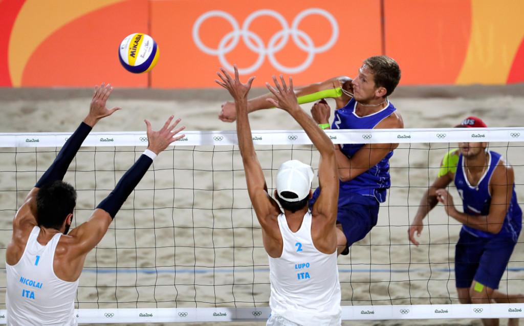 Смоленский волейболист отобрался на Олимпиаду в Токио