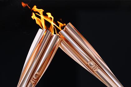 В Токио завершилась эстафета олимпийского огня
