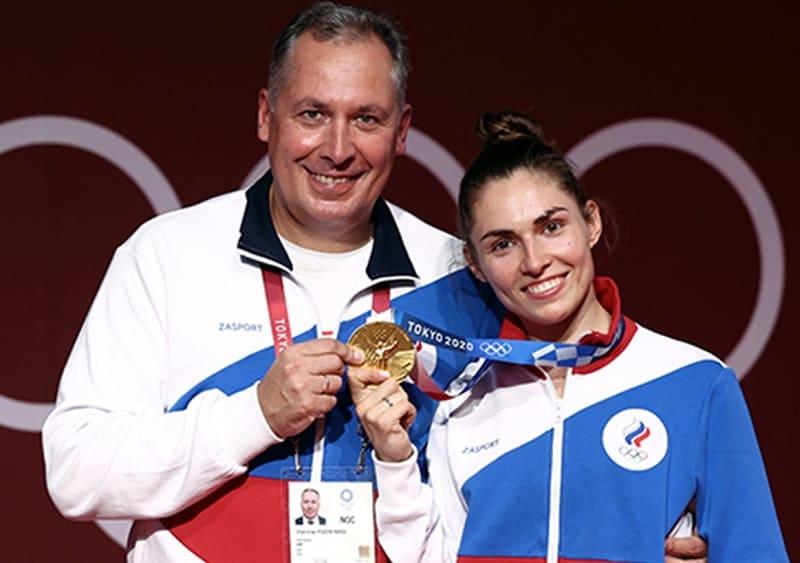Студентка из Смоленска завоевала «золото» на Олимпиаде в Токио