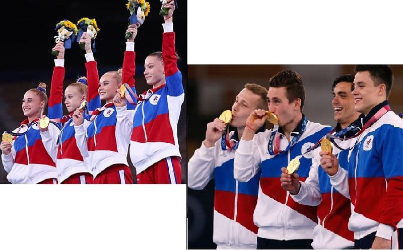 Гимнасты взяли «золото». Студенты смоленского вуза продолжают покорять Олимпиаду