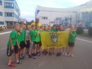 Блогер «КраСава» рассказал о матче с ФК «Смоленск»