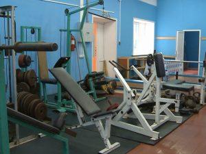 Обновленная спортивная школа в Смоленской области готова принять воспитанников