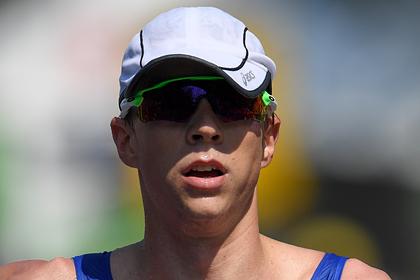 Допинг-тест российского триатлониста оказался положительным
