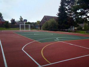 В Смоленской области обновили спортивную инфраструктуру восьми школ