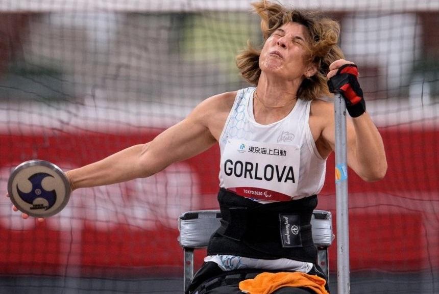Смолянка Елена Горлова завоевала бронзовую медаль Паралимпиады