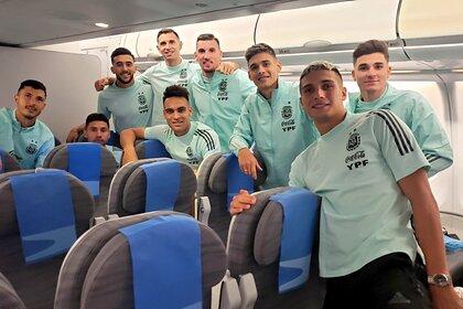 Сборная Аргентины улетела из Бразилии после прерванного матча ЧМ