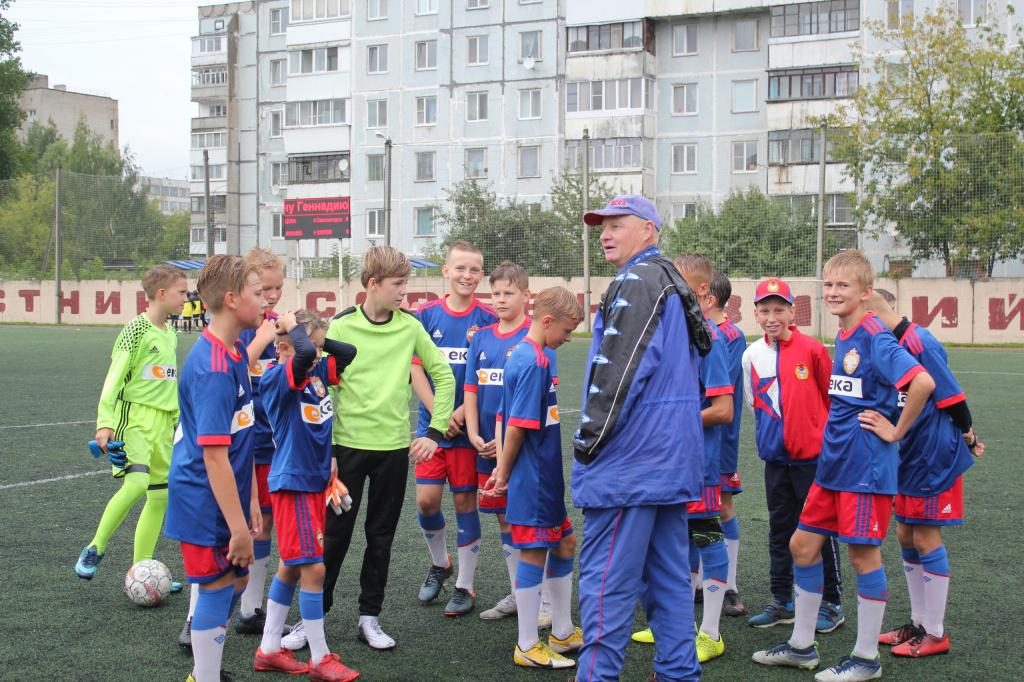 Смоленские армейцы — победители турнира памяти Геннадия Миневича