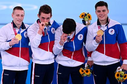 Выигравшие Олимпиаду в Токио российские гимнасты пропустят чемпионат мира