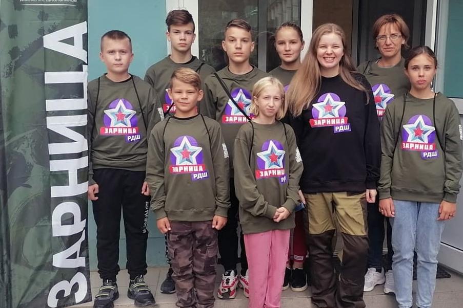 Смоленские школьники прошли в финал всероссийской «Зарницы»