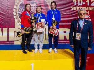 Смоленская студентка победила на международном турнире в Минске