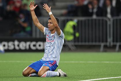 Роналду назвал причину возвращения в «Манчестер Юнайтед»