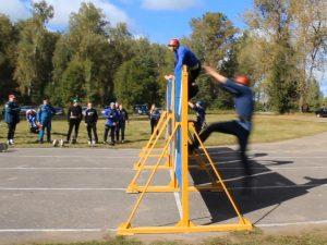 Смоленские спасатели соревновались за кубок памяти Алексея Капустина