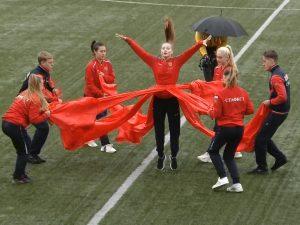 Учащиеся семи смоленских вузов активно отпраздновали Международный день студенческого спорта