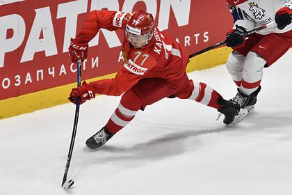 Капризов подписал многомиллионный контракт с клубом НХЛ