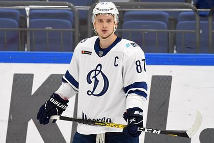 Хоккеист сборной России отреагировал на возвращение Знарка