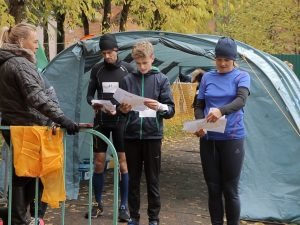 Более 350 смолян приняли участие в соревнованиях по парковому ориентированию