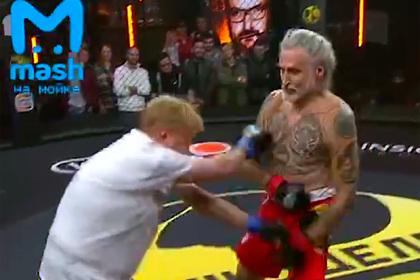 Милонов описал бой с Джигурдой словами «вышел получить по ребрам»