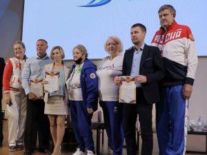 Смоляне увидели прославленных олимпийских чемпионов